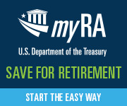 myRA | U.S. Department of the Treasury | Save for Retirement | Start the Easy Way