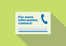 Illustration for Contact Information Card