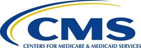 Centers for Medicare and Medicaid Services (CMS) Logo