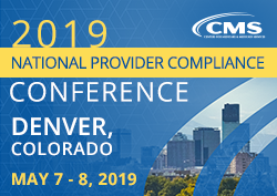 2019 National Provider Compliance Conference