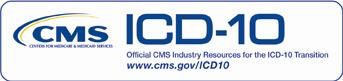 Logo for ICD10