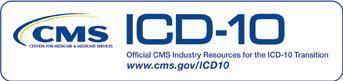 CMS ICD10  Logo