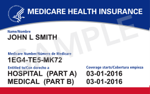 New Medicare Card Banner Image
