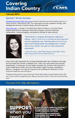 Thumbnail of February 2018 Newsletter