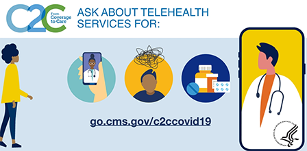 Ask About Our Telehealth Services